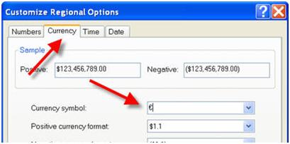 Currency Symbols and QuickBooks - Practical QuickBooks