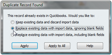 Importing QuickBooks Inventory with Excel - Practical