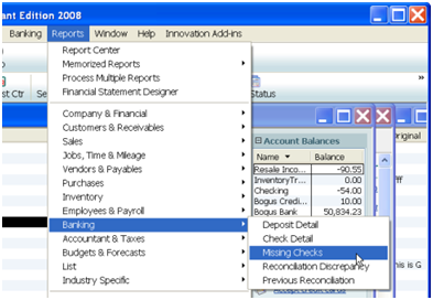 Finding QuickBooks Invoice Number Errors Practical QuickBooks - Quickbooks invoice accounts receivable