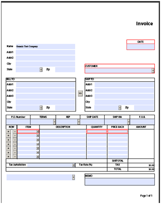Download Quickbooks Invoice Template Rabitahnet - Invoice templates for quickbooks