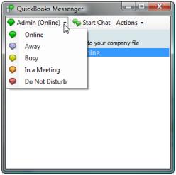 QuickBooks Messenger - Practical QuickBooks : Practical
