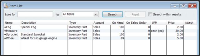 Managing Service Truck Inventory in QuickBooks - Practical