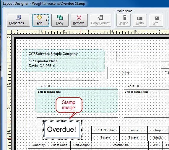 Faq Adding Overdue Stamps To Quickbooks Invoices