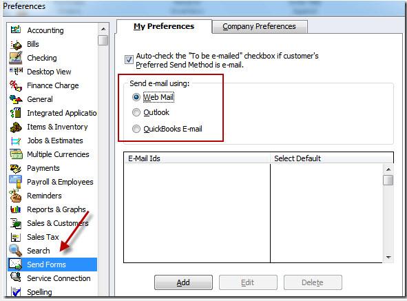 QuickBooks And Web Mail Practical QuickBooks Practical - Quickbooks invoicing for gmail