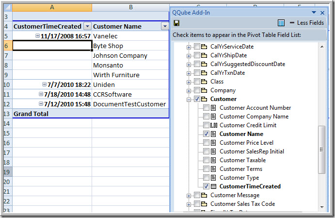 Can I Get A List Of New Customers From QuickBooks Practical - Quickbooks invoice list report